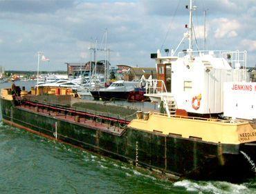 Hopper Barges