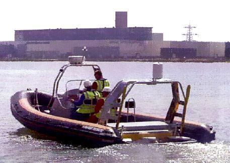JML RIB Rigid Inflatable workboat