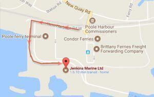 Find Jenkins Marine Poole