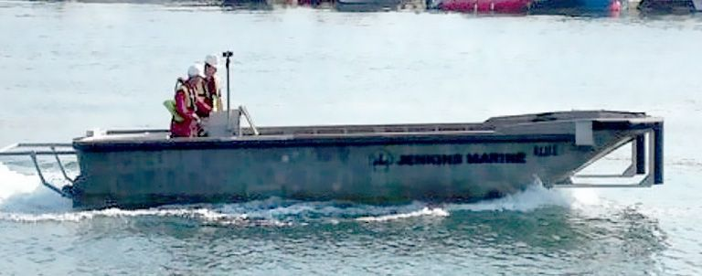 Alu-Dory 8.8m Aluminium Dory Workboat
